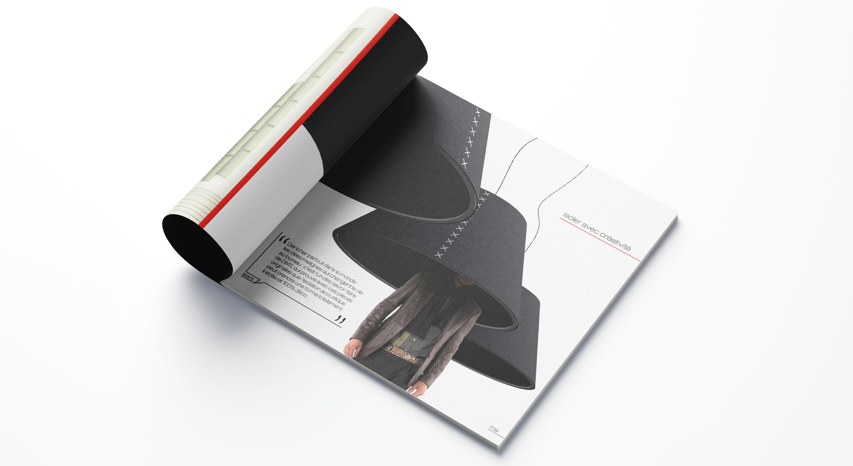 Création contenu couverture catalogue Dixit pour son nouveau positionnement, par l'agence de création de contenus Siouxe, à Paris.