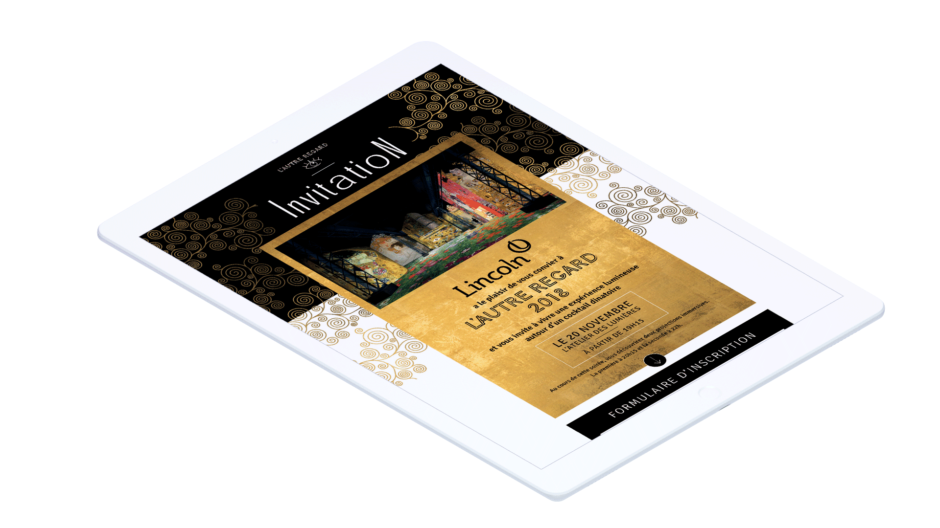 Invitation LAR 2018