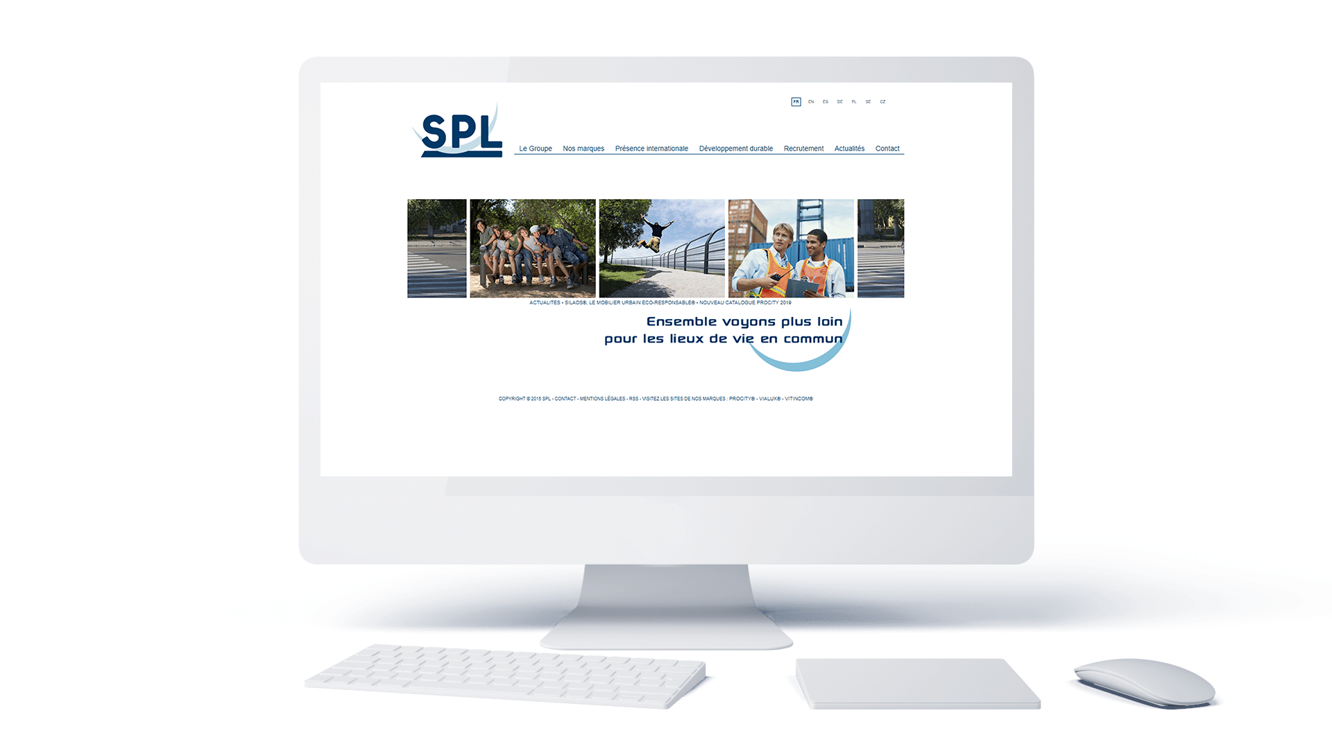 SPL Home Page