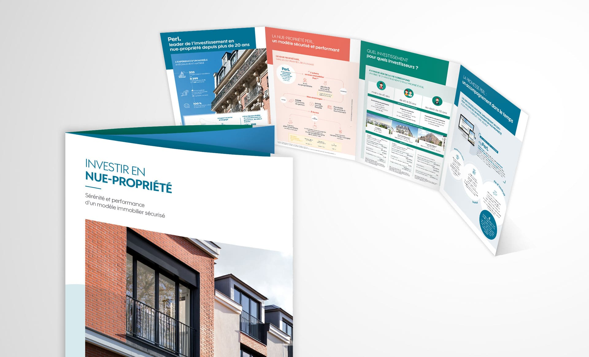 Perl brochure commerciale